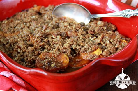 candied sweet potatoes  pecans favesouthernrecipescom