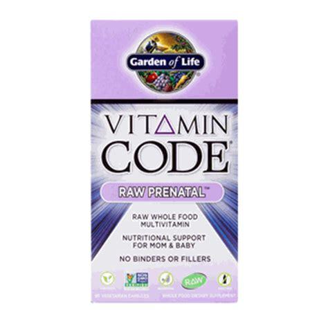 garden of vitamin code prenatal garden of vitamin code prenatal 90 capsules