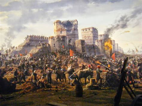 siege de constantinople fall of constantinople 1 today in history