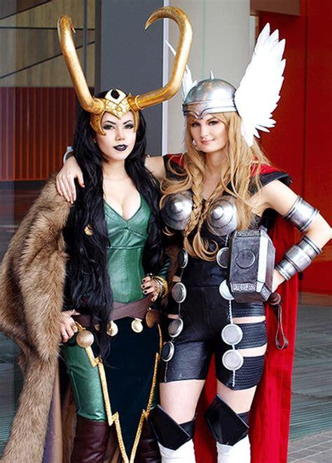 Thor Sera Parfaite En Femme La Preuve En Cosplay