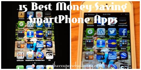 advanced couponing best money saving apps for iphone android the coupon challenge