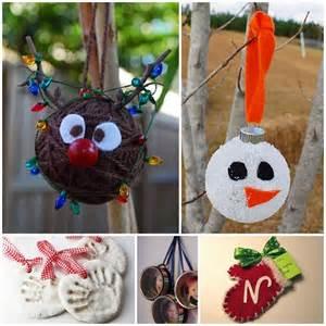 handmade ornament exchange bystephanielynn