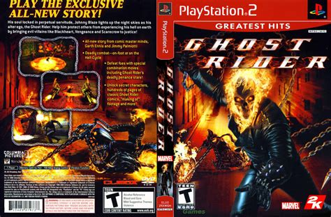 Ghost Rider Usa Iso Ps2 Game Home4game