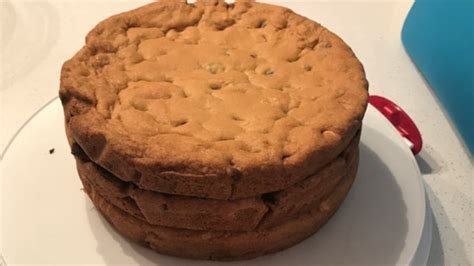 chocolate chip cookie cake recipe allrecipescom