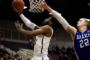 Men's Basketball Clinches First MVC Title