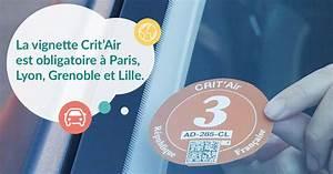 Vignette Pollution Toulouse : pensez la plan te commandez votre vignette crit air ~ Medecine-chirurgie-esthetiques.com Avis de Voitures