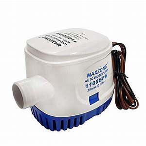 Top 10 Best Automatic Bilge Pump In 2020  Buying Guide