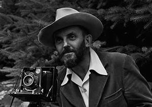 Famous Photographers - Ansel Adams