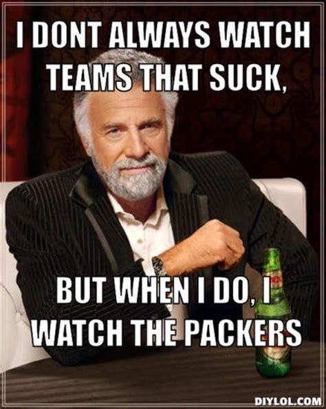 Packer Memes - green bay packers memes