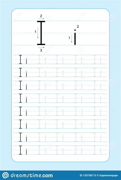 abc alphabet letters tracing worksheet  alphabet