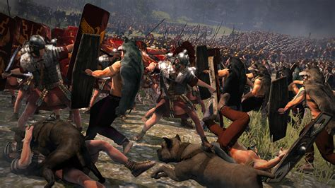 the siege 2 total war rome ii trailer screenshots re enact the