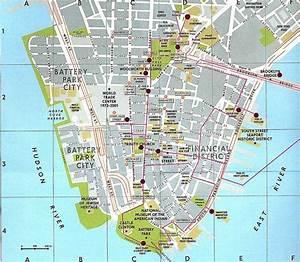 Plan De Manhattan : capitales d 39 am rique du nord ~ Melissatoandfro.com Idées de Décoration