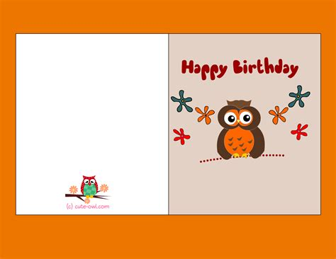 birthday card template 4 downloadable birthday cards teknoswitch