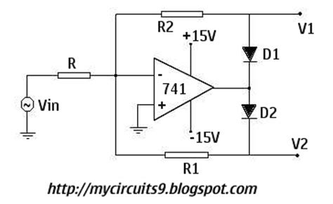 What Precision Half Wave Full Rectifiers