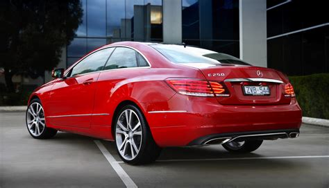 mercedes benz e class coupe and convertible review caradvice