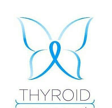 color for thyroid cancer thyroid disease awareness ribbon living with
