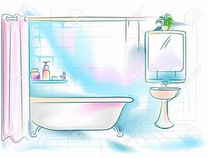 bathroom clipart small pencil and in color bathroom With bathroom cartoon pictures