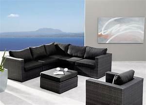 Lounge Set Holz : gartenm belset best aruba 5 teilig polyrattan lounge ebay ~ Whattoseeinmadrid.com Haus und Dekorationen