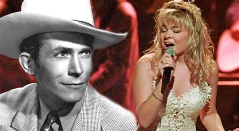 15-year-old Leann Rimes Shines Bright With Hank's 'i'm So