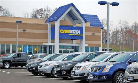 Carmax Quarterly Earnings Rise 6.6% To 7 Million