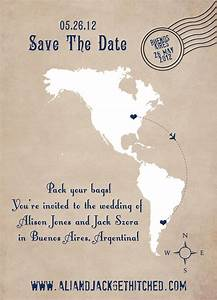 12 best images about creative save the dates and wedding With destination wedding save the date ideas