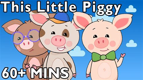Little Piggy Nursery Rhyme by This Little Piggy And More Nursery Rhymes From Mother