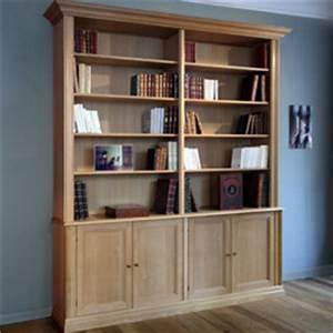 Bibliothèque Peu Profonde : bibliothques et meubles sur mesure paris 18 ~ Premium-room.com Idées de Décoration