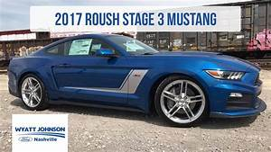 2017 ROUSH Stage 3 Mustang | 670HP | Supercharged | FOR SALE - YouTube