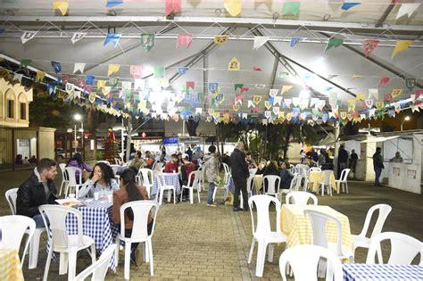 Festa Junina na Praça do Coreto chega ao último fim de semana
