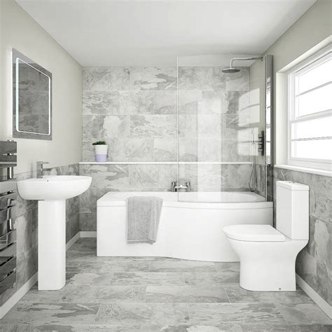 Modern And Bathroom by Cruze Modern Shower Bath Suite Now At