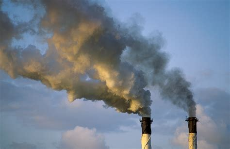 Global Carbon Emissions Set To Reach Record 36 Billion