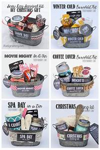 A Gift in a Tin: Christmas Baking Kit The DIY Mommy