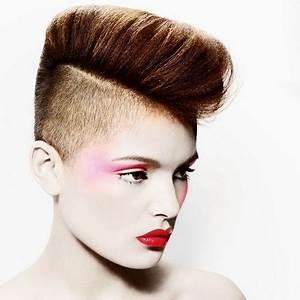Coupe De Cheveux Femme Courte : coupe de cheveux courte 2018 tendance ~ Melissatoandfro.com Idées de Décoration