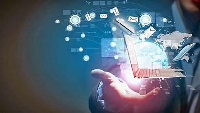 Technology Business Management Company Tech 1080p Background