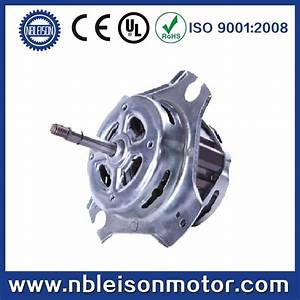 China 120w Aluminum Wire Washing Machine Motor  Xd
