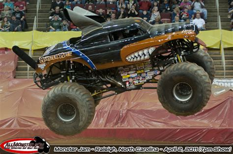 monster truck show raleigh nc raleigh north carolina monster jam april 2 2011 7pm