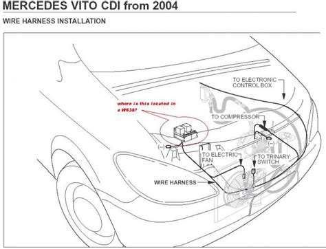 mercedes wiring diagrams technical schematics etc page