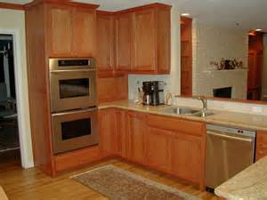 Kitchens with Light Granite Countertops