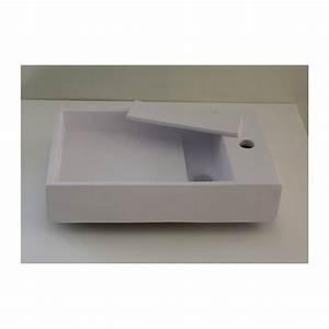 Lave Main Rectangulaire : lave main rectangulaire design ~ Premium-room.com Idées de Décoration