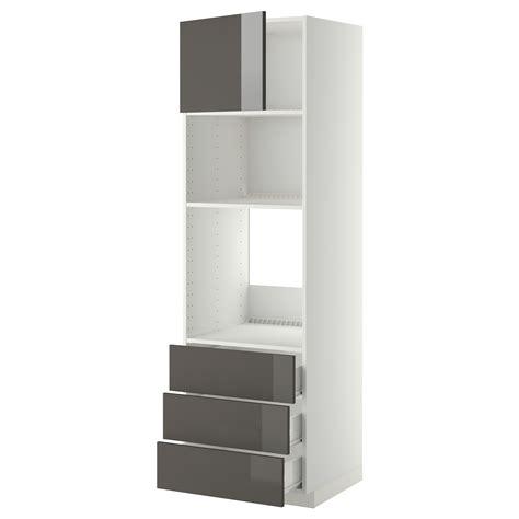 meuble de cuisine pour four meuble haut pour four encastrable