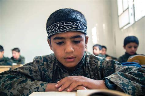 Inside An Academy For Al Qaeda Jihadists Fighting Assad