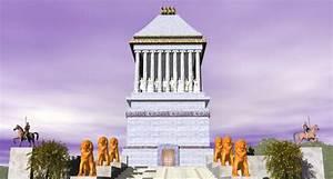 The Seven Wonders The Mausoleum At Halicarnassus
