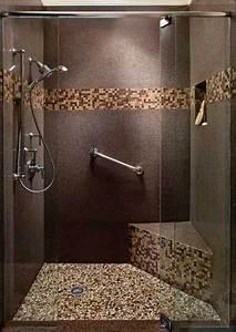 Caillebotis Salle De Bain Avis : 8 douches l 39 italienne tendance chic et zen ~ Premium-room.com Idées de Décoration