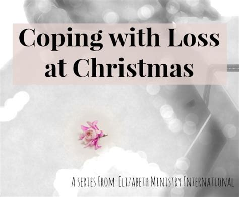 baby loss and christmas coping with loss at