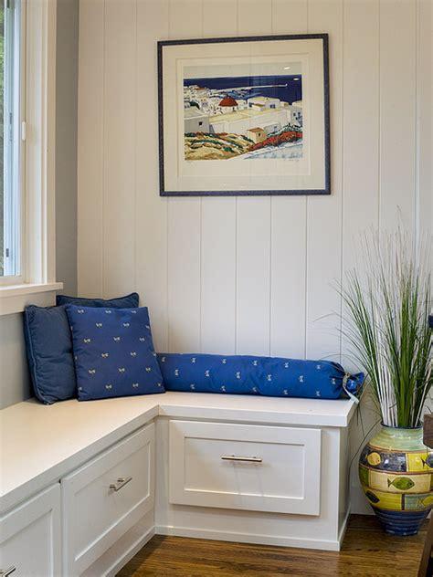 Corner Bench Kitchen Storage