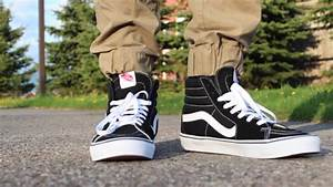 Vans Make You A Better Longboarder  Vans Sk8 Hi Review