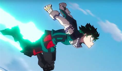 hero academia heroes rising   ultra   trailer