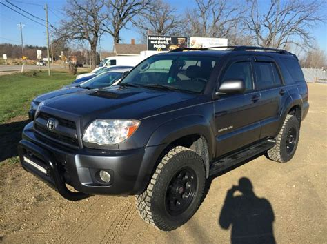 2006 Toyota 4runner Limited 4dr Suv 4wd W/4.0l V6 In Fort