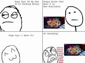 Rage Comics: Angry Birds Star Wars 2 by vandersheencasper ...