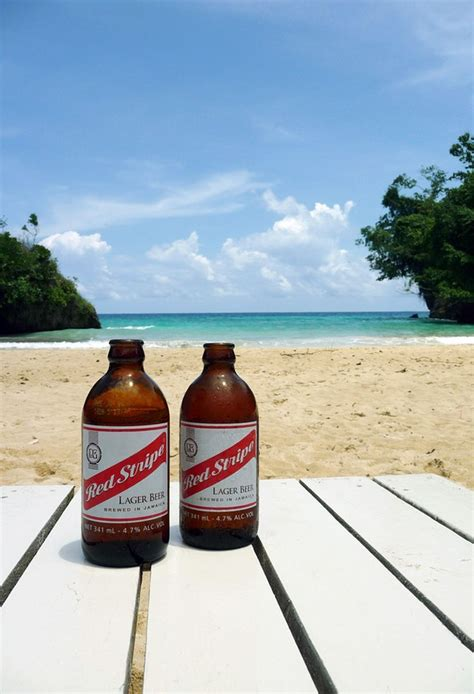 The Jamaican Famous Red Stripe Beer www allabouttravel org